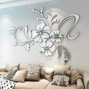 Removable 3D Wall Stickers